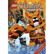Lego Legends of Chima 9 (Jaksot 33-36)