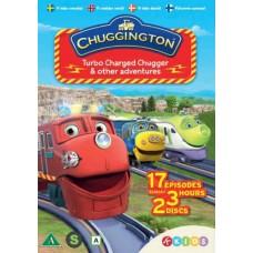 CHUGGINGTON - TURBOLADATUT TUKSUT & MUITA TARINOITA (2 disc)