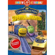 Chuggington 13 - Supertuksumaista