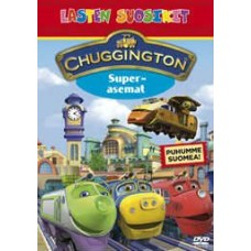 Chuggington 2 - Superasemat
