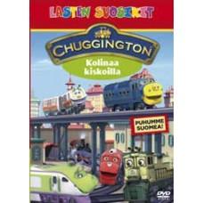 Chuggington 3 - Kolinaa kiskoilla