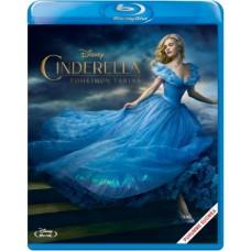 CINDERELLA - TUHKIMON TARINA (2015) - Blu-ray