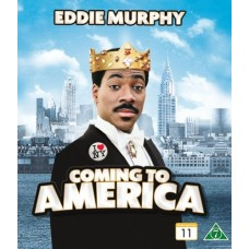 COMING TO AMERICA - PRINSSILLE MORSIAN - Blu-ray