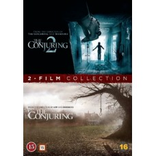 CONJURING 1 & 2 BOX (2 disc)