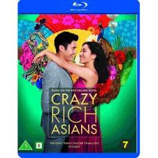 CRAZY RICH ASIANS - Blu-ray