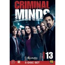 CRIMINAL MINDS - KAUSI 13