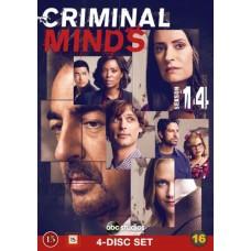 CRIMINAL MINDS - KAUSI 14