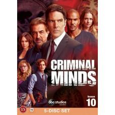 CRIMINAL MINDS - KAUSI 10