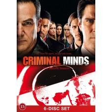 CRIMINAL MINDS - KAUSI 2