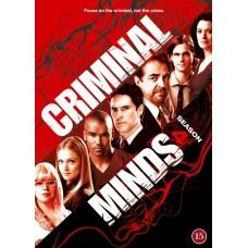 CRIMINAL MINDS - KAUSI 4