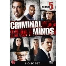 CRIMINAL MINDS - KAUSI 5