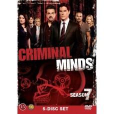 CRIMINAL MINDS - KAUSI 7