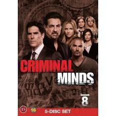 CRIMINAL MINDS - KAUSI 8