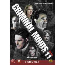 Criminal Minds - Kausi 11