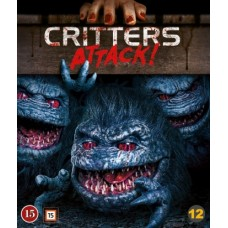 CRITTERS ATTACK! - Blu-ray