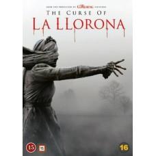 ITKEVÄN NAISEN KIROUS - THE CURSE OF LA LLORONA