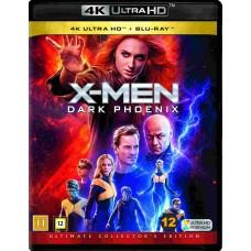 X-MEN - DARK PHOENIX - 4K ULTRA HD + BLU-RAY