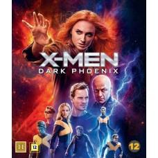 X-MEN - DARK PHOENIX - Blu-ray