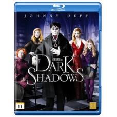 DARK SHADOWS - Blu-ray