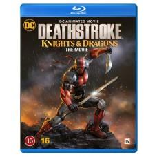 DC DEATHSTROKE - KNIGHTS & DRAGONS - Blu-ray