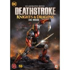 DC DEATHSTROKE - KNIGHTS & DRAGONS