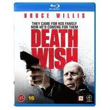 DEATH WISH (2018) - Blu-ray