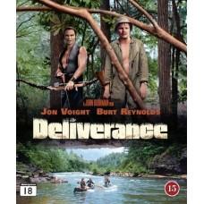 DELIVERANCE - SYVÄ JOKI - Blu-ray