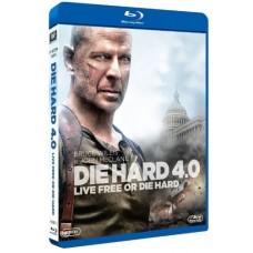 Die Hard 4 - Blu-ray