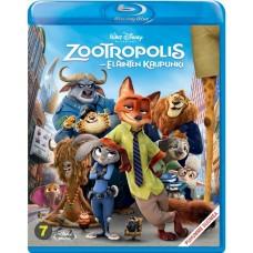 Disney Klassikko 54 - Zootropolis Eläinten Kaupunki - Blu-ray