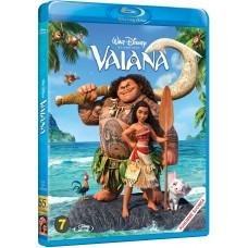 DISNEY KLASSIKKO 55 - VAIANA - Blu-ray