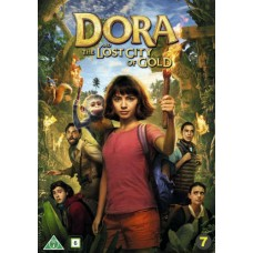 DORA: KADONNUT KAUPUNKI - DORA AND THE LOST CITY OF GOLD