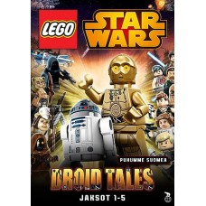 Lego Star Wars - Droid Tales 1-5
