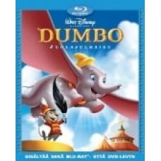 DISNEY KLASSIKKO 4 - DUMBO - Blu-ray