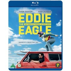 EDDIE THE EAGLE - Blu-ray