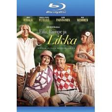Eila, Rampe ja Likka - Blu-ray