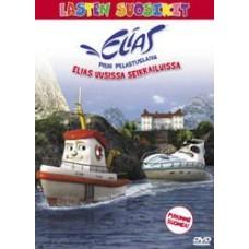 Elias, pieni pelastuslaiva (2) - Elias uusissa seikkailuissa