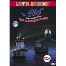 Elias, pieni pelastuslaiva (3) - Elias ja meripedon mysteeri