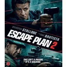 ESCAPE PLAN 2 - Blu-ray