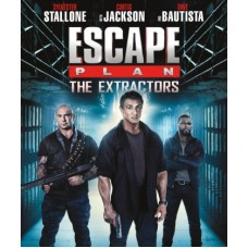 ESCAPE PLAN (3) - THE EXTRACTORS - Blu-ray