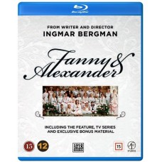 Fanny & Alexander Box (3 disc) - Blu-ray