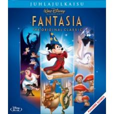 DISNEY KLASSIKKO 3 - FANTASIA (1940) - Blu-ray