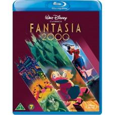 DISNEY KLASSIKKO 38: FANTASIA 2000 - Blu-ray
