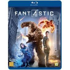 Fantastic Four (2015) - Blu-ray