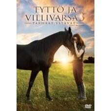 TYTTÖ JA VILLIVARSA 3