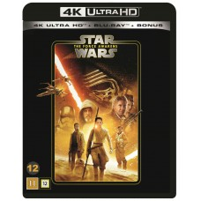 STAR WARS - THE FORCE AWAKENS - 4K ULTRA HD + BLU-RAY