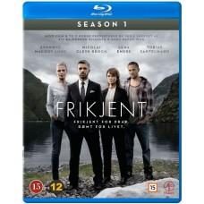 FRIKJENT - MUSTAMAALATTU - KAUSI 1 - Blu-ray