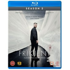 FRIKJENT - MUSTAMAALATTU - KAUSI 2 - Blu-ray