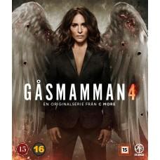 GÅSMAMMAN - NAARASLEIJONA - KAUSI 4 - Blu-ray