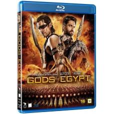 GODS OF EGYPT - Blu-ray