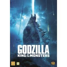 GODZILLA (2) - KING OF MONSTERS